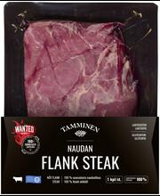 Naudan flank steak n500g