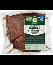 Snellman n1,2kg Naudan maustettu sisäpaisti raakalihavalmiste