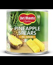 Del Monte 435g ananastankoja mehussa