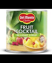 Del Monte 420g Hedelmäcocktail kevyessä sokeriliemessä