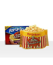 Orville Movie Theater Butter Popcorn