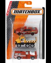 MATCHBOX INTL 3-PACK -...