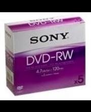Sony 5Dmw47ss Dvd-Rw Levy