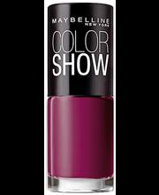 Maybelline Color Show 357 Burgundy Kiss -kynsilakka