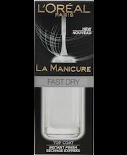 L'Oréal Paris Color Riche La Manicure Fast Dry Top Coat Päällyslakka