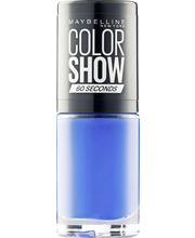 Maybelline Color Show 335 Broadway Blues -kynsilakka