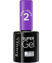 Rimmel 12ml Super Gel Top Coat kynsilakka