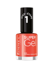 Rimmel 12ml Super Gel Nail Polish 033 Happily Evie After kynsilakka