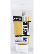 Louvre akryyliväri 80ml naples yellow