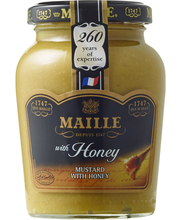 Maille 230g Honey Dijon sinappi