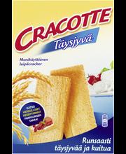 Cracotte Täysjyvä leipäcrackereitä 250g