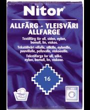 Nitor 15g kirkkaansininen 16 yleisväri