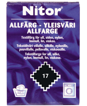 Nitor 15g musta 17 yle...