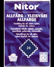 Nitor 15g laivastonsininen 20 yleisväri