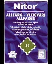 Nitor 15g oliivinvihreä 39 yleisväri