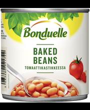 Bonduelle 400g baked beans valkoisia papuja tomaattikastikkeessa