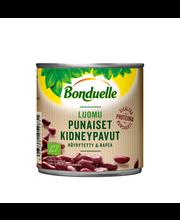 Bonduelle 310/250g Luomu Punaiset Kidneypavut