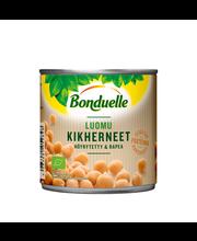 Bonduelle 310/250g Luomu Kikherneet