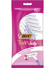 Bic 10kpl Twin Lady va...