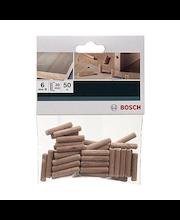Bosch puutappi 6 mm 50 kpl