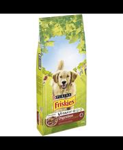 Friskies 15kg Digestion Lammasta ja Sikurijuurta koiranruoka