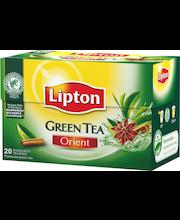Lipton 20ps Green Orient vihreä tee