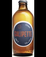 Galipette Brut 4,5% 0,33l siideripullo