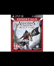 PS3 Assassin's Creed IV Black Flag Essentials