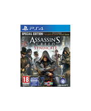 PS4 Assassin's Creed Syndicate Special Edition