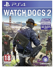 PS4 WATCHDOGS 2 - Ps4 ...