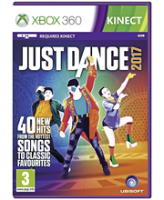 X360 Just Dance 2017