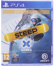 Ps4 steep winter games ed