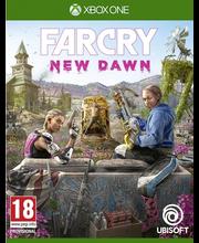 Xbox One peli Far Cry: New Dawn
