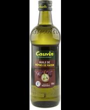 Viinirypälesiemenöljy
