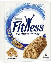 Nestlé Fitness 6x23,5g Original viljavälipalapatukka