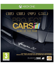 XBOne Project Cars Game of the Year