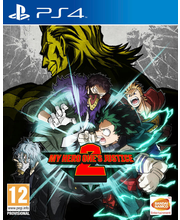 Playstation 4 My Hero One's Justice 2