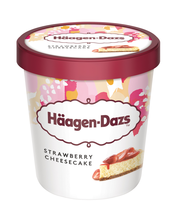 Häegen-Dazs 500ml Strawberry Cheesecake