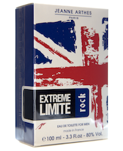 Jeanne Arthes Extreme Limite Rock 100ml EDT