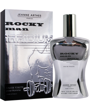 Jeanne Arthes Rocky Man Irridium 100ml EDT