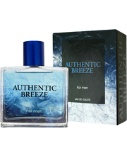 Edt Authentic Breeze