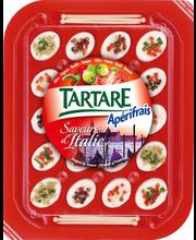 BC Nordics Tartare Apérifrais Italie 100g tuorejuusto