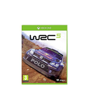 XBOne  WRC 5 World Rally Championship 5