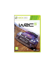 X360 WRC 5 World Rally Championship 5
