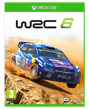 XBONE Wrc 6 - World Rally Championship