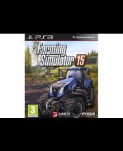 PS3 Farming Simulator 15