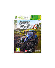 Xbox 360 Farming Simulator 15