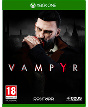 XONE VAMPYR - Xone vampyr