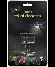 Parrot minidrone akku