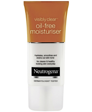 Neutrogena Visibly Clear 50ml Oil-free Moisturiser kosteusvoide